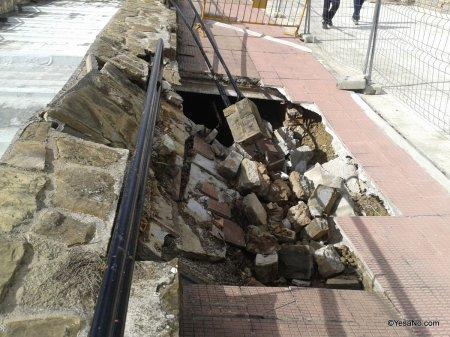 Yesa deslizamiento urbanizacion 09-02-2013 (9)